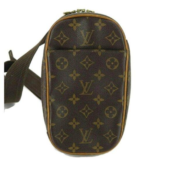 Louis Vuitton Handbags - 100% Auth Louis Vuitton Pochette Gange Bum Bag